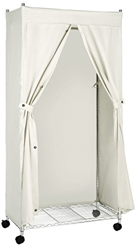 COVER ONLY for Whitmor Garment Rack (Rack Cover)