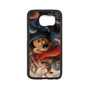 R-N-G8089044 Phone Back Case Customized Art Print Design Hard Shell Protection SamSung Galaxy S6