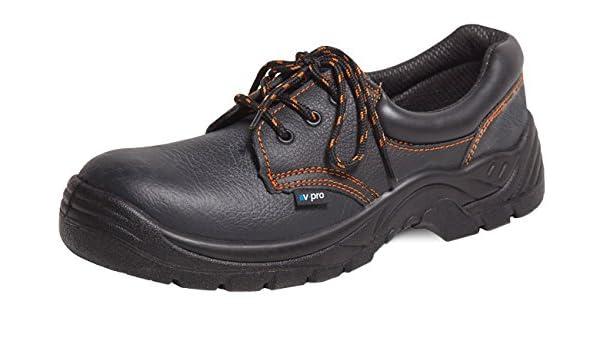 V-Pro 3ZAP250N/T43 Zapatos de Seguridad, Negro, 43: Amazon.es: Bricolaje y herramientas