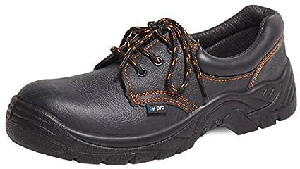 V-Pro 3ZAP250N/T43 Zapatos de Seguridad, Negro, 43