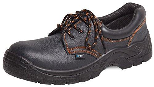 V-Pro 3ZAP250N - Scarpa di sicurezza (Taglie 44) colore nero