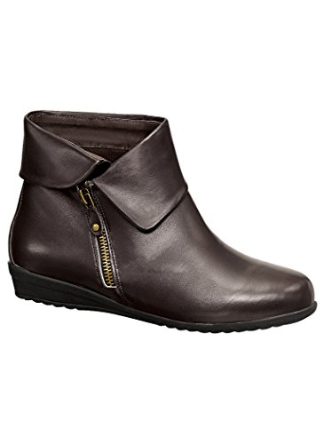Beacon Womens Adult Sofwear Nelly Boot Brown YXI4mT4JO