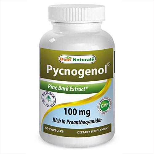 Best Naturals Pycnogenol 100 capsules product image