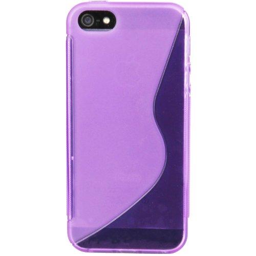 Monkey Cases® iPhone 4 / 4s - Silikon Case - LILA - Handyhülle - ORIGINAL - NEU/OVP