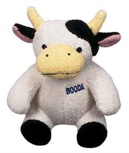 Aspen/Booda Corporation DBX53453 Terry Cloth Cow Dog Toy, Large, My Pet Supplies