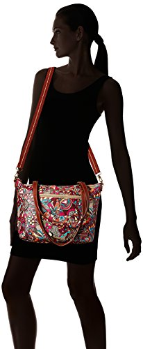 Berry Artist Sakroots Spirit City Satchel Circle Desert wSgIB4