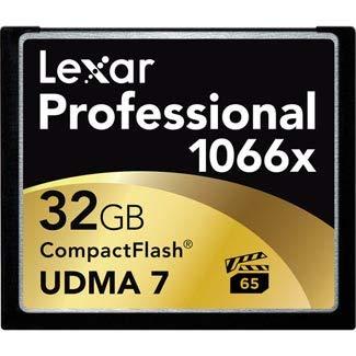 Lexar 32GB CF Professional 1066X LCF32GCRBNA1066
