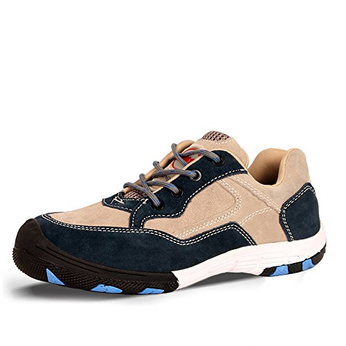 Kevlar proof soles work puncture toe shoes steel durable leather outdoor plastic shoe safety hiking shoes Zx12 nwqvH0qU8