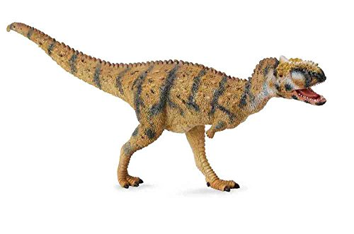 CollectA Prehistoric Life Rajasaurus Toy Dinosaur Figure - Authentic Hand Painted & Paleontologist Approved Model
