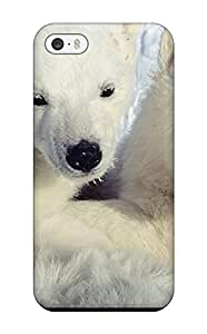 Andguyen BDzhaUb2867YSbUV Protective Case For Iphone 5/5s(polarbears )