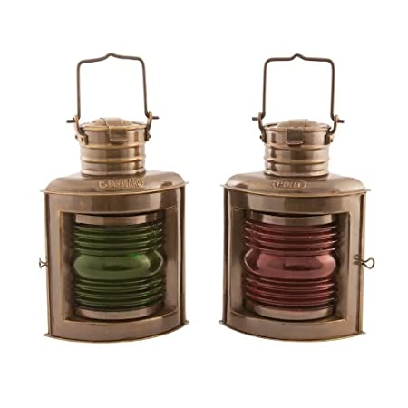 41cgDvj6Z7L._SS450_ Nautical Lanterns and Beach Lanterns