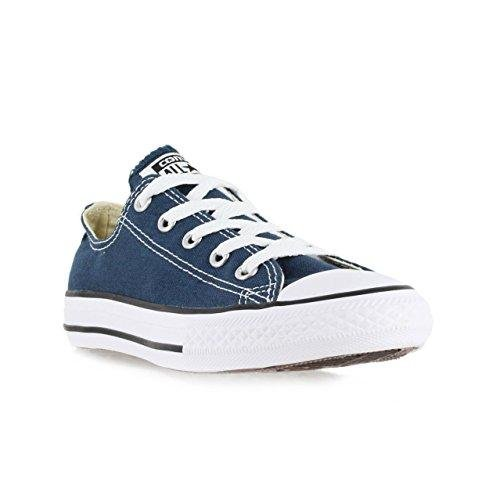 Converse Chuck Taylor All Star Low Top Navy 3J237 Youth Size 3