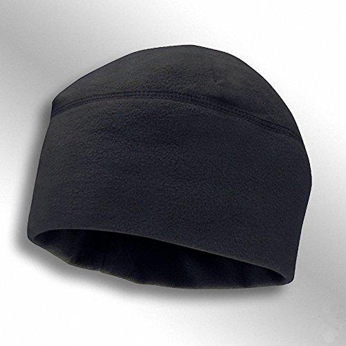LLY Military Black Tactical Microfleece Watch Cap