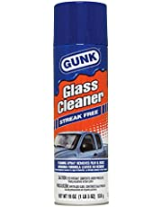 Gunk glass cleaner - adhesive remover 404