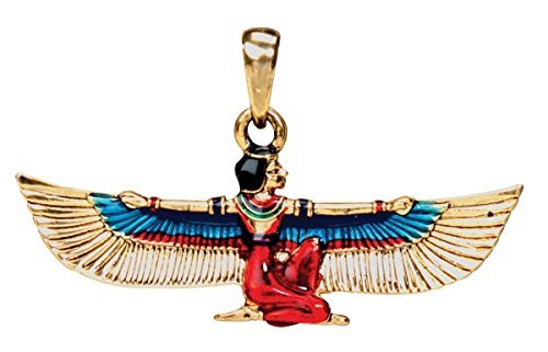 YTC Summit Maat Pendant - Collectible Medallion Necklace Accessory ()