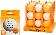 Bounce Battle Game Set Plus Battle Cards!!! - an Addictive Game of Strategy, Skill & Ch