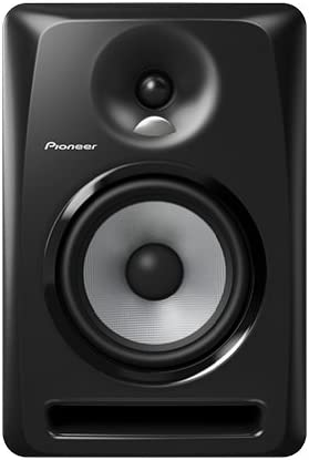 TALLA 8''. Pioneer S-DJ80X altavoz - Altavoces (PC, De 2 vías, Mesa/estante, 40 - 20000 Hz, 115 Db, Negro)
