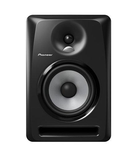 Pioneer S-DJ80X altavoz - Altavoces (PC, De 2 vías, Mesa/estante, 40-20000 Hz, 115 Db, Negro)