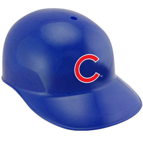 - MLB Chicago Cubs Replica Batting Helmet