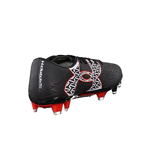 Under Armour Fussballschuhe Core Speed Force 2.0 FG 1264201 Black/Rocket Red/White