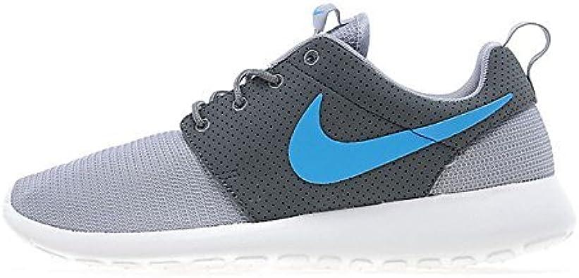 Nike Roshe Run Zapatillas Running Para Hombre Con Cordones Talla GB 13: Amazon.es: Zapatos y complementos