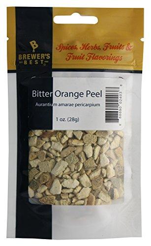 Brewer's Best Bitter Orange Peel 1 oz.