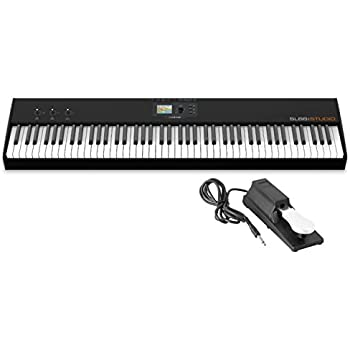 Studiologic SL88 Studio 88-Note Hammer Action Keyboard MIDI Controller w/ Sustain Pedal