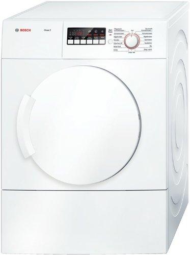 Bosch WTA74200 Ablufttrockner / C / 7 kg / Komfortverschluss / weiß