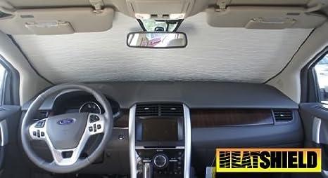 Sunshade For Ford Edge Years   Heatshield Windshield Custom