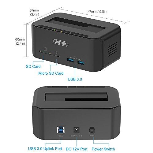 UNITEK Tool Free USB