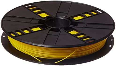 Makerbot - Pla filament yellow 1.75 mm 0.9 kg: Amazon.es: Oficina ...