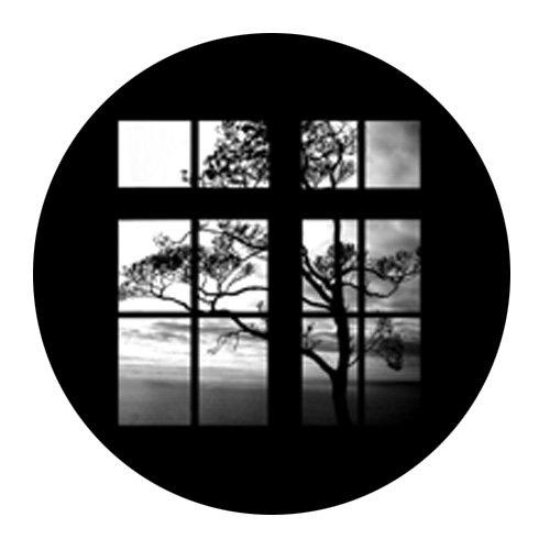 Window View - Super Resolution Gobo - Buy Online in Oman