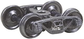 "product image for HO ASF 50Ton Truck, 33"" Smooth Wheels (1pr)"
