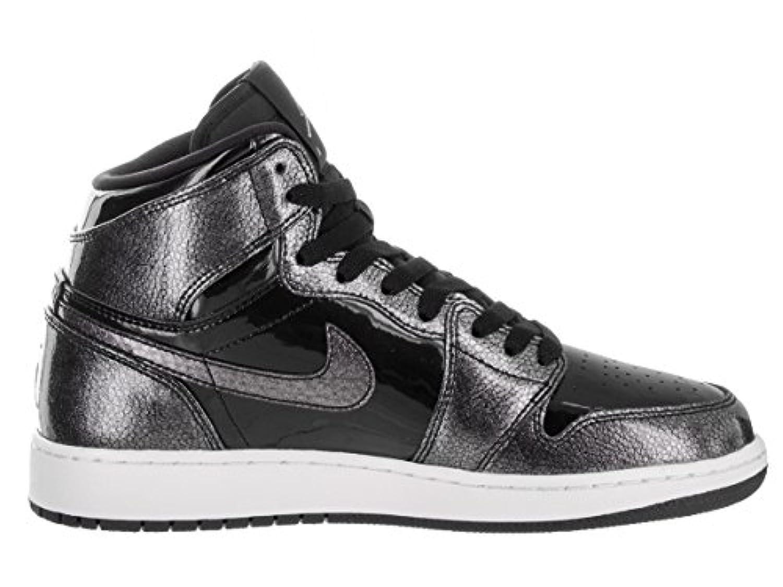 Nike Boys' 705300-017 Basketball Shoes, Multicoloured, 3.5 UK