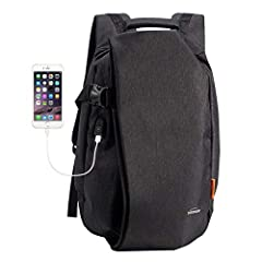 Vermont backpack anti-theft 30L both for electronic devices and daily objects this backpack is made of high quality nylon fabric, durable and easy to clean, We can be so proud to call it a high-end bag for showing your dignity and elegance wi...