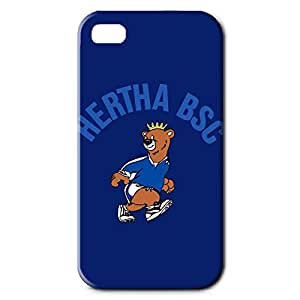 Famous Design FC Leicester City Football Club Phone Case Cover For Iphone 4 3D Plastic Phone Case