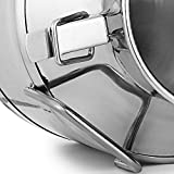 Mophorn 304 Stainless Steel Milk Can 20 Liter