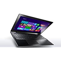 Lenovo U530 Laptop Computer Touch - 59402351 - Silver - 4th Generation Intel Core i7-4500U (1.80GHz 1600MHz 4MB)