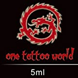 1TattooWorld Premium Tattoo Ink Set, 5ml series (15-Color)