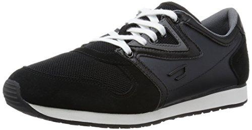 Diesel Uomo Nero Jake E-boojik Fashion Sneaker Nero / Castlerock