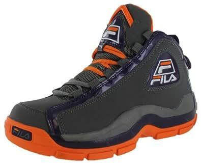 Fila 96 Basketball Shoe - Gray - Mens - 9