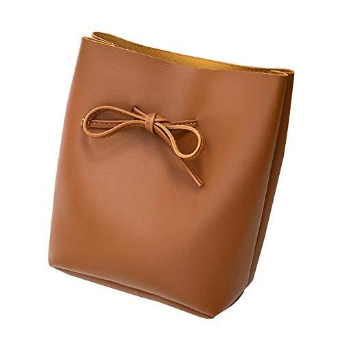 Piel Marrón estilo de 332G Mounter Bags Sintética preppy GB Mujer ngwqAYvZz
