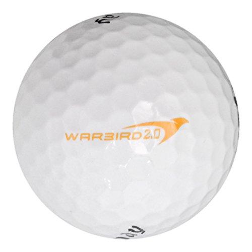 144 Callaway Warbird - Near Mint (AAAA) Grade - Recycled (Used) Golf Balls by Callaway (Image #2)