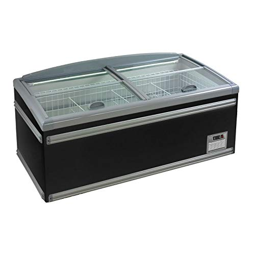 Conbisteel - Congelador de cristal profesional Supermercado, de ...