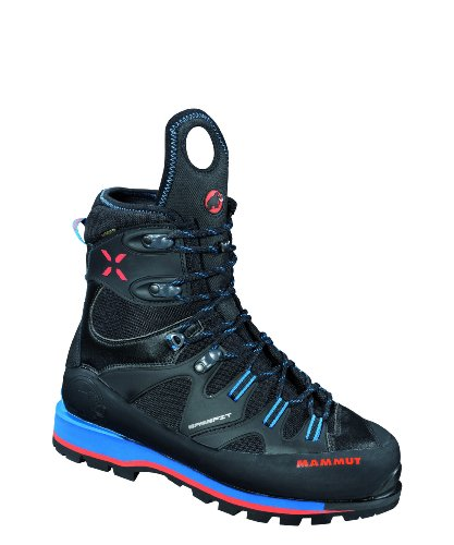 Meridian GTX®, color:black-cyan;size:7.5 UK / 41 EUR negro y cian