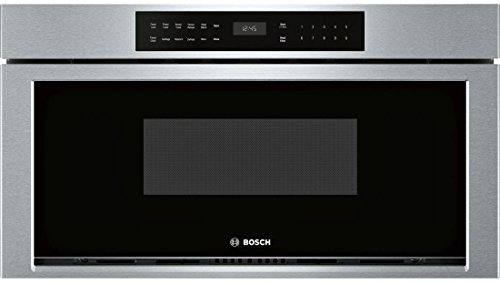 HMD8053UC 30 800 Series Drawer Microwave with 1.2 cu. ft. Capacity 950 Watt Microwave Power and Automatic Sensor Programs in Stainless Steel ()