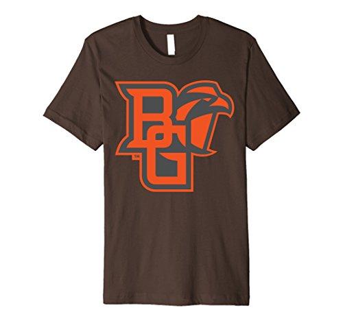 Mens Bowling Green BGSU Falcons NCAA T-Shirt bgsu2000 XL Brown Bowling Green University Basketball
