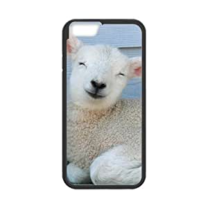 "ALICASE Diy Hard Cover Case Of Sheep for iPhone 6 (4.7"") [Pattern-1] hjbrhga1544"