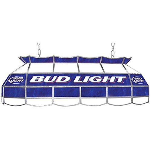Bud Light Tiffany Gameroom Lamp, 40'' by Trademark Gameroom