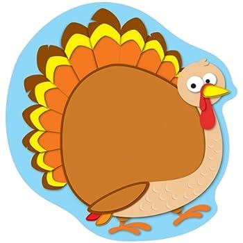 Carson Dellosa Turkey Cut-Outs (120102)